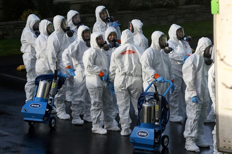 ВОЗ подтвердила, что вспышка коронавирусной инфекции COVID-2019 из эпидемии переросла в пандемию