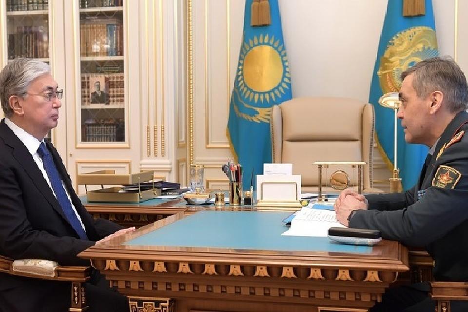 Президент поручил повысить статус военнослужащих