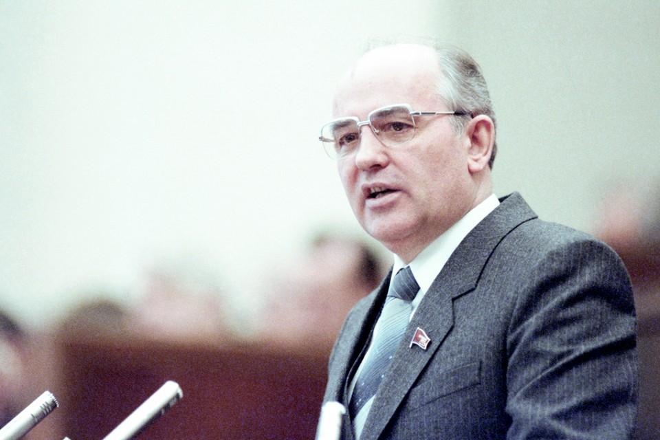 11 марта 1985 года генсеком стал Горбачев, а 15 марта 1990 года тот же Горбачев сделался президентом Советского Союза. Фото: Мусаэльян Владимир,Песов Эдуард/ТАСС