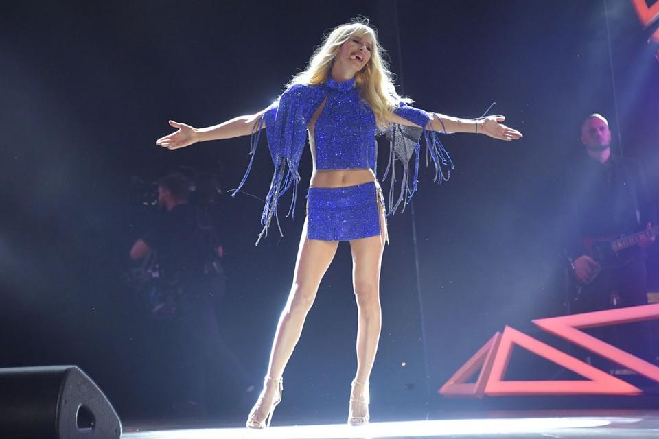 Светлана Лобода сожалеет о переносе концертов.