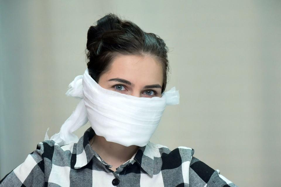 Вирусолог объяснил, какая маска действительно поможет.