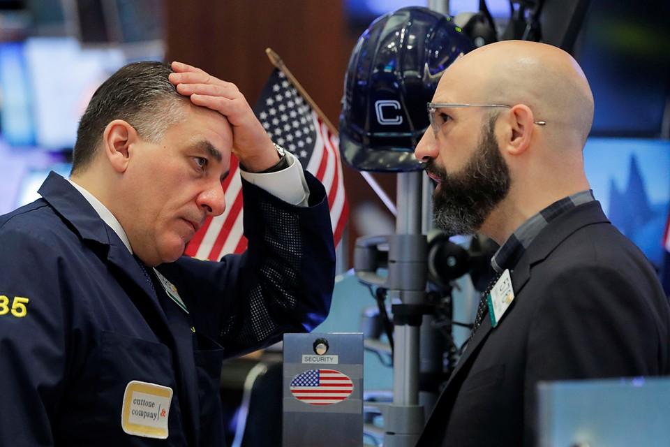 Вы просто посмотрите, какой ад творится на мировых биржах!