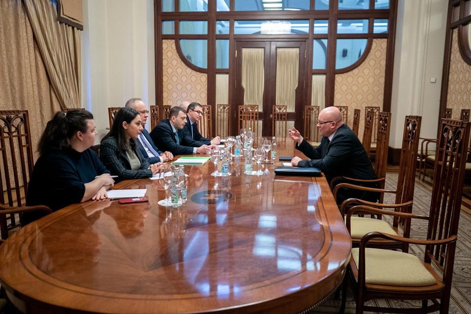 Дипломаты двух стран обсудили международную арктическую повестку, совместные инициативы и ситуацию в мире с распространением коронавируса. Фото: фонд Росокнгресс