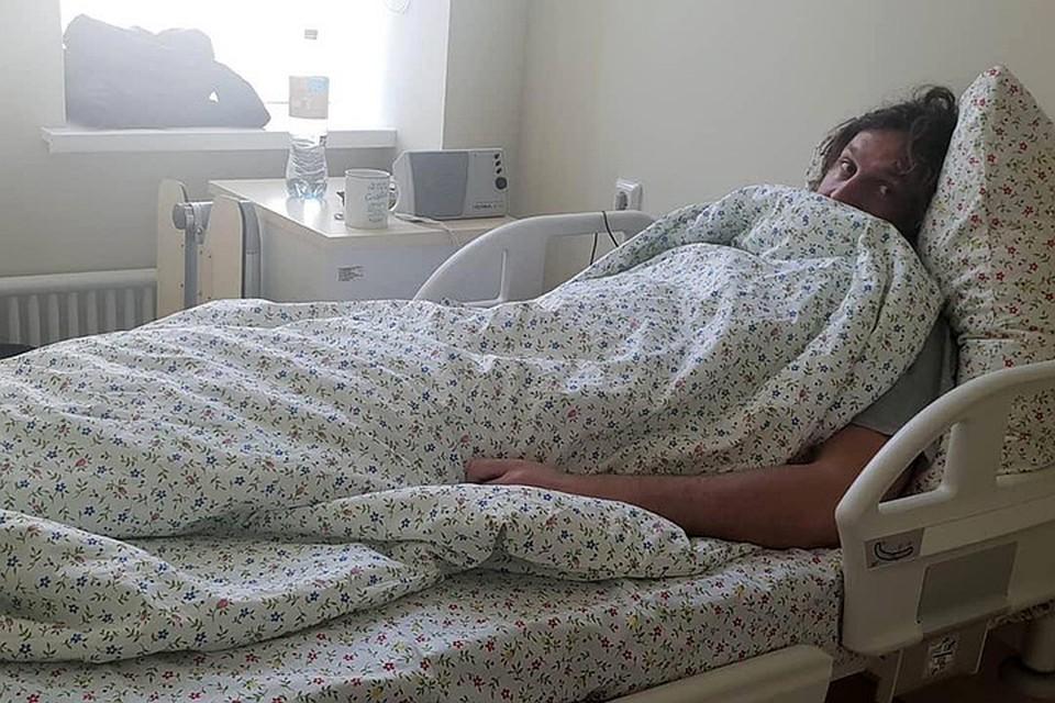 Мы продолжаем серию дневников пациента больницы в Коммунарке