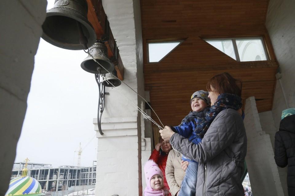 На Севере колокольный звон будет звучать в привычное время.