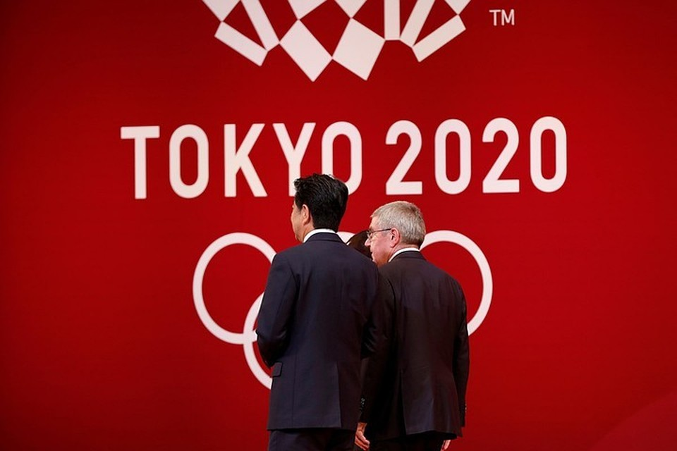 Президент МОК согласился с предложением Японии перенести олимпиаду на год из-за коронавируса