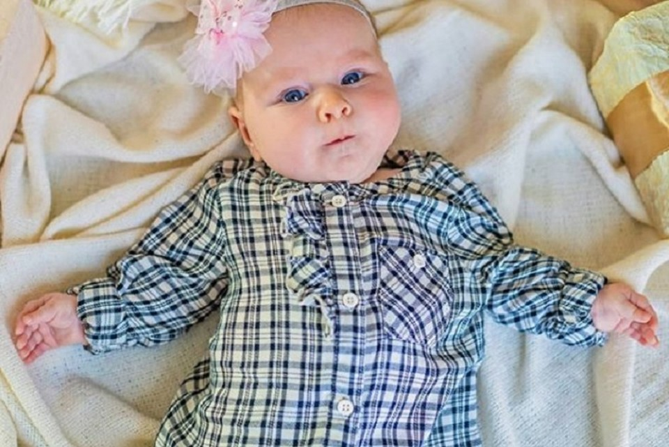 Ане поставили страшный диагноз через месяц после рождения. Фото: предоставлено родителями девочки