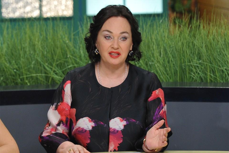 """Лариса Гузеева на съемках передачи """"Давай поженимся""""."""