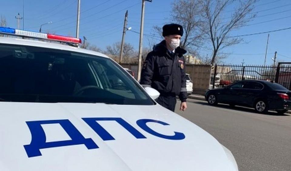В Астрахани из-за коронавируса ГИБДД меняет режим работы