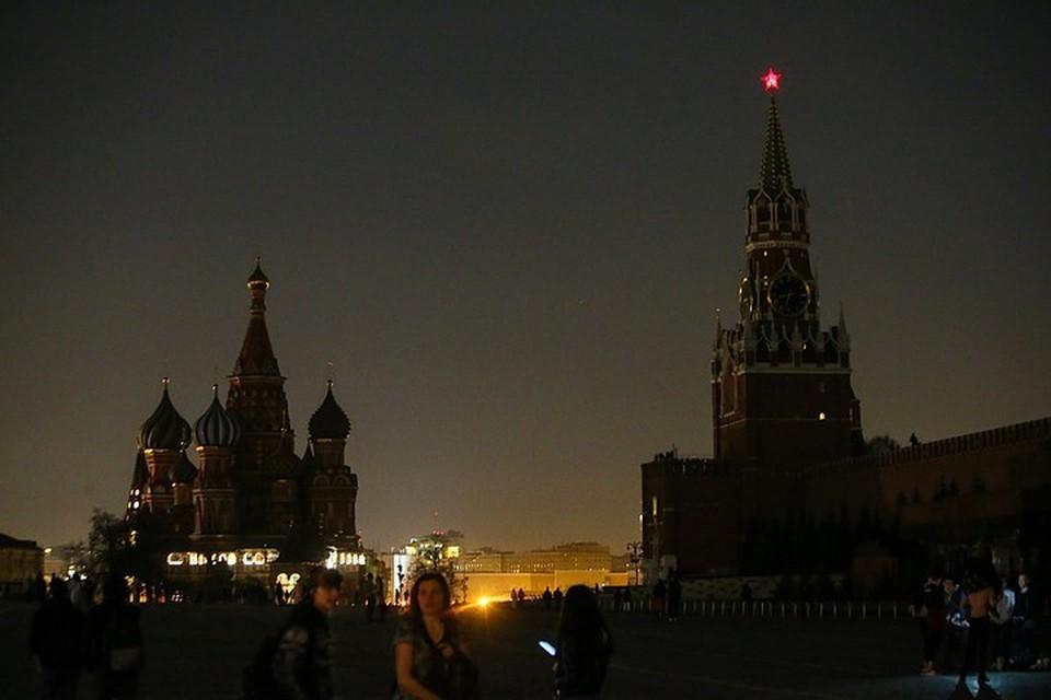 В нашей стране «Час Земли» прошел уже в 12-й раз