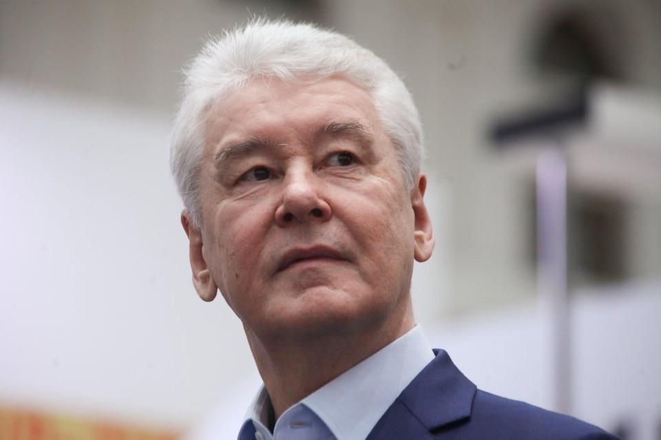 Москвы Сергей Собянин написал в блоге, как работает механизм социального дистанцирования во время карантина.