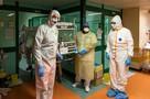 «Симптом «матового стекла»: Как выглядят легкие, поражённые коронавирусом