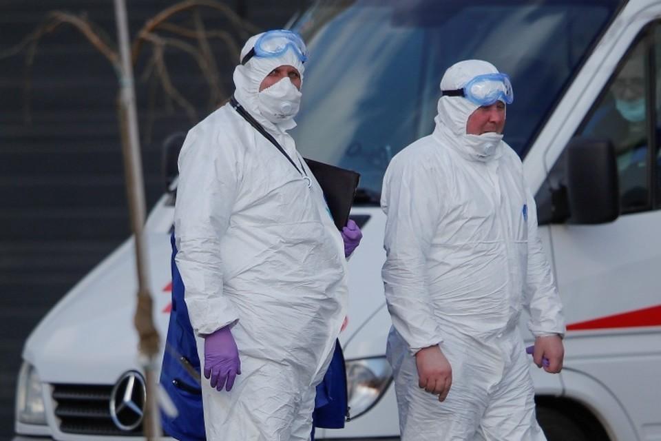 В Москве скончались пять пациентов с подтвержденным коронавирусом