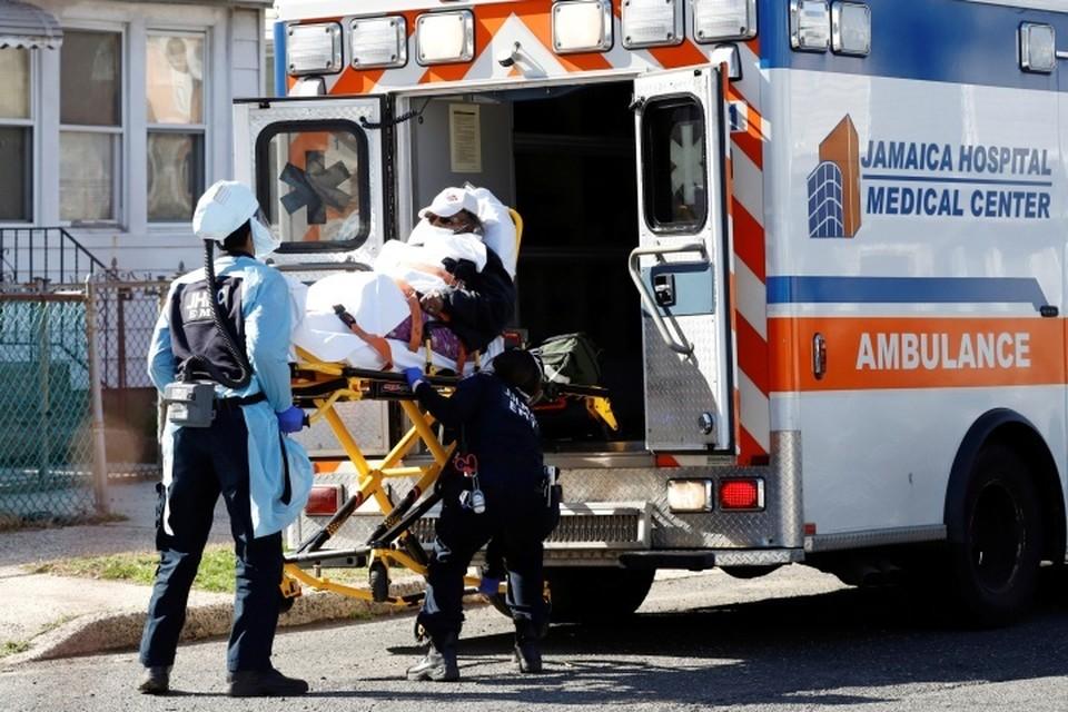 Число жертв коронавируса в Нью-Йорке перевалило за тысячу