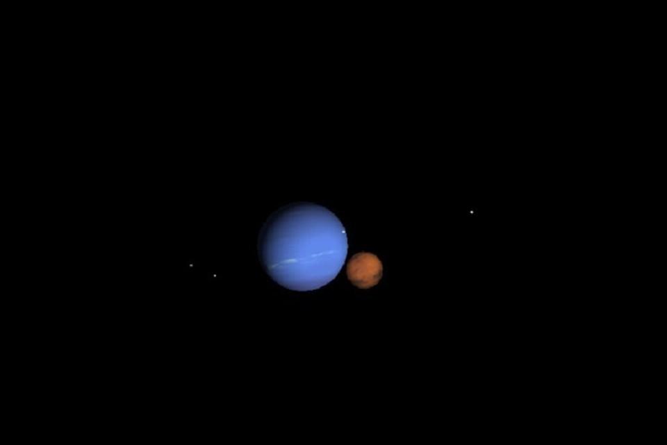 «Это хороший знак»: тольяттинский астроном сумел заснять необычное астрономическое явление