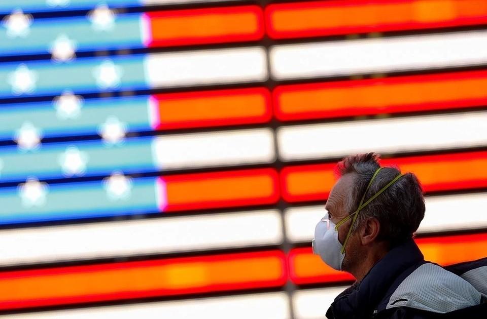 Нью-Йорк стал эпицентром распространения вируса в США