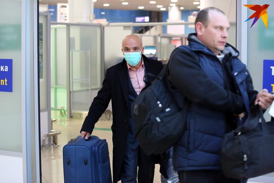 Россия подарила Беларуси 10 тысяч тестов на коронавирус.
