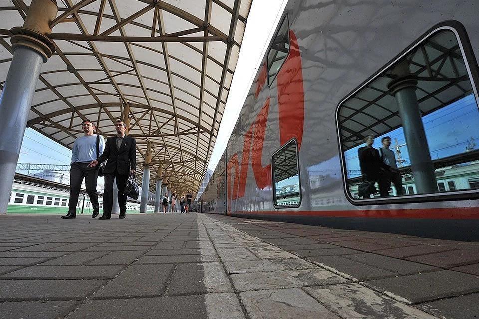 РЖД отменяет единственный прямой пассажирский поезд в Беларусь