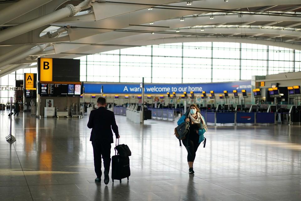 В понедельник будет опубликован график рейсов для вывоза россиян из-за границы