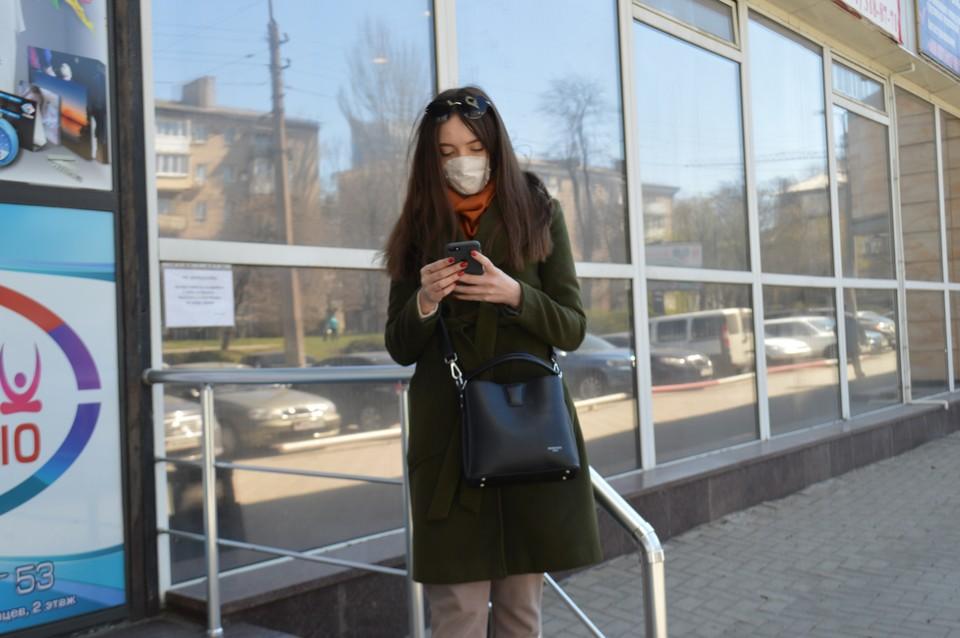 В Донецке – три случая заболевания коронавирусом