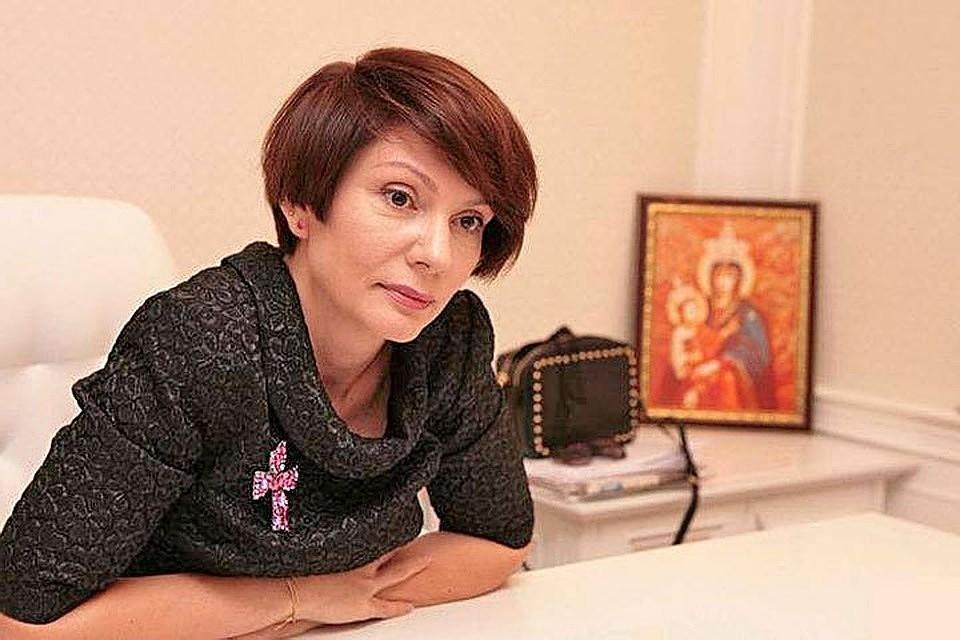 Елена Бондаренко