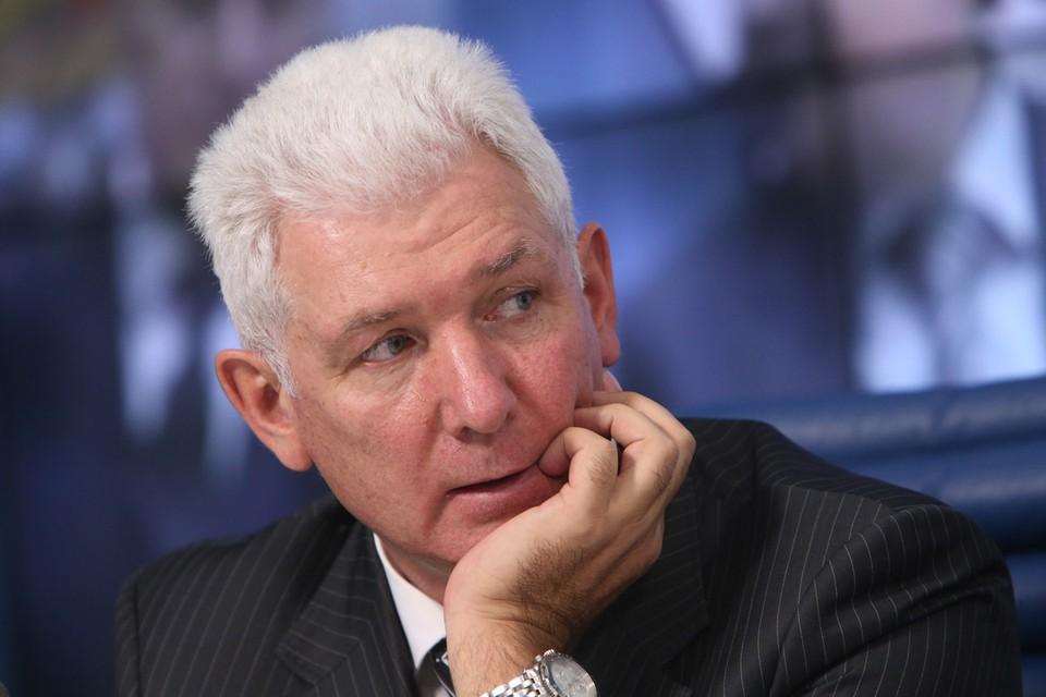 Сергей Агибалов. Фото: Владимир Гердо/ТАСС