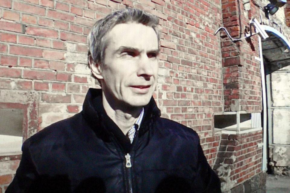 В Литве вышел на свободу оппозиционный политик Альгирдас Палецкис