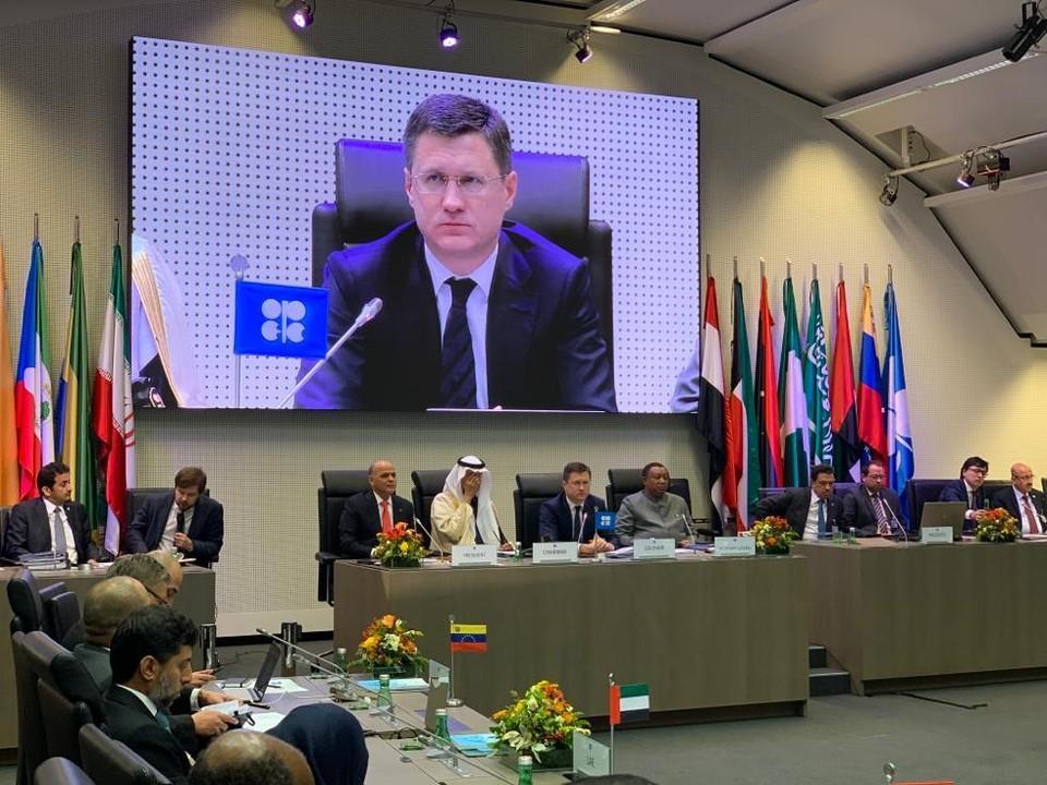 Мониторинговый комитет ОПЕК+ подготовил проект по размерам сокращения добычи нефти
