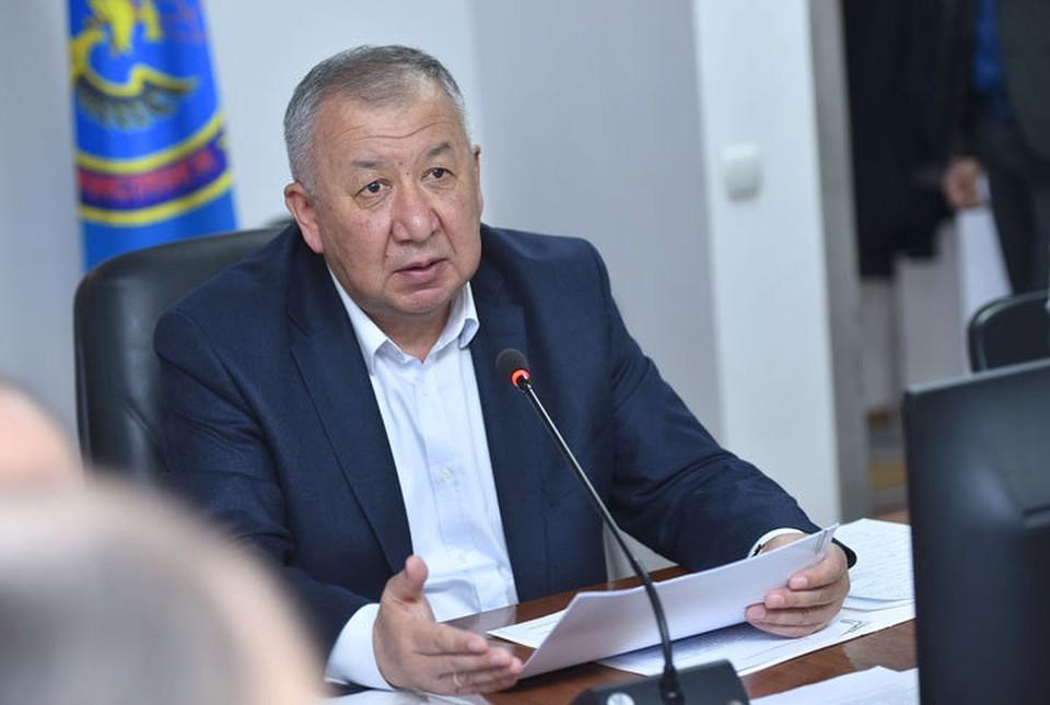 Боронов рассказал, когда будет снят режим ЧП.
