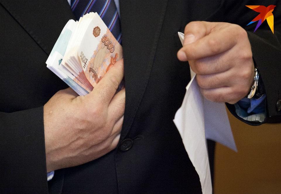 Сергея Бунтова подозревают в получении взятки.