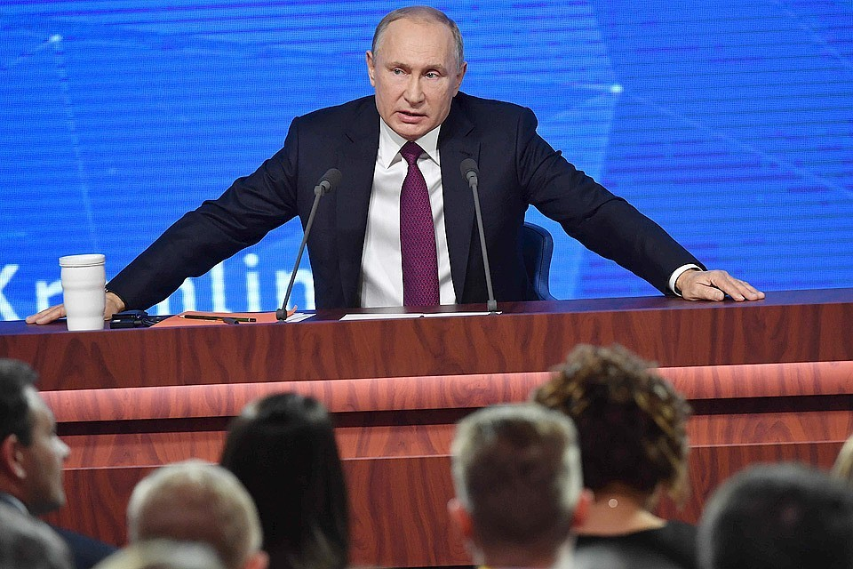 Путин призвал сохранить лидерство России в космосе