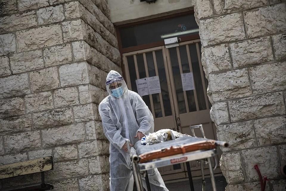 Число зараженных коронавирусом в больнице № 40 уменьшилось