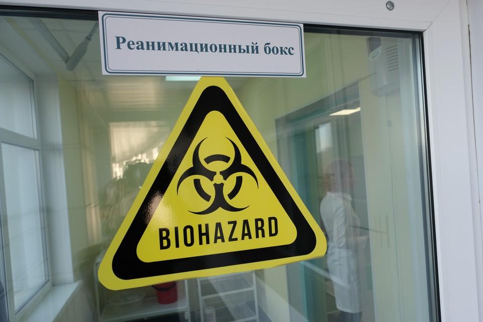 Врачи борются с коронавирусом