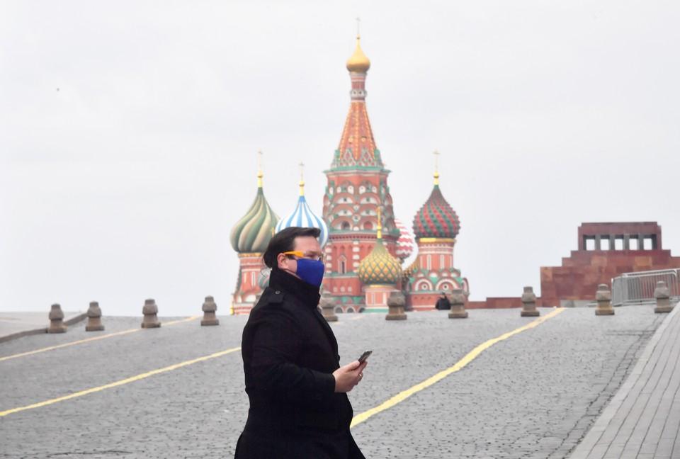 Цифровые пропуска вводятся для передвижения по Москве с сегодняшнего дня.