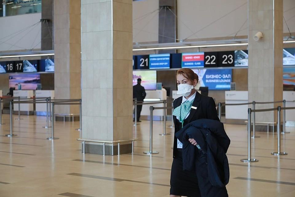 Из-за пандемии за последние месяцы было отменено около 1 млн авиарейсов