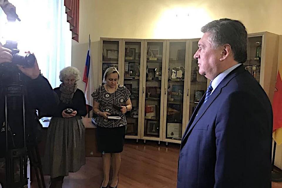 Глава Твери Алексей Огоньков опубликовал декларацию о доходах