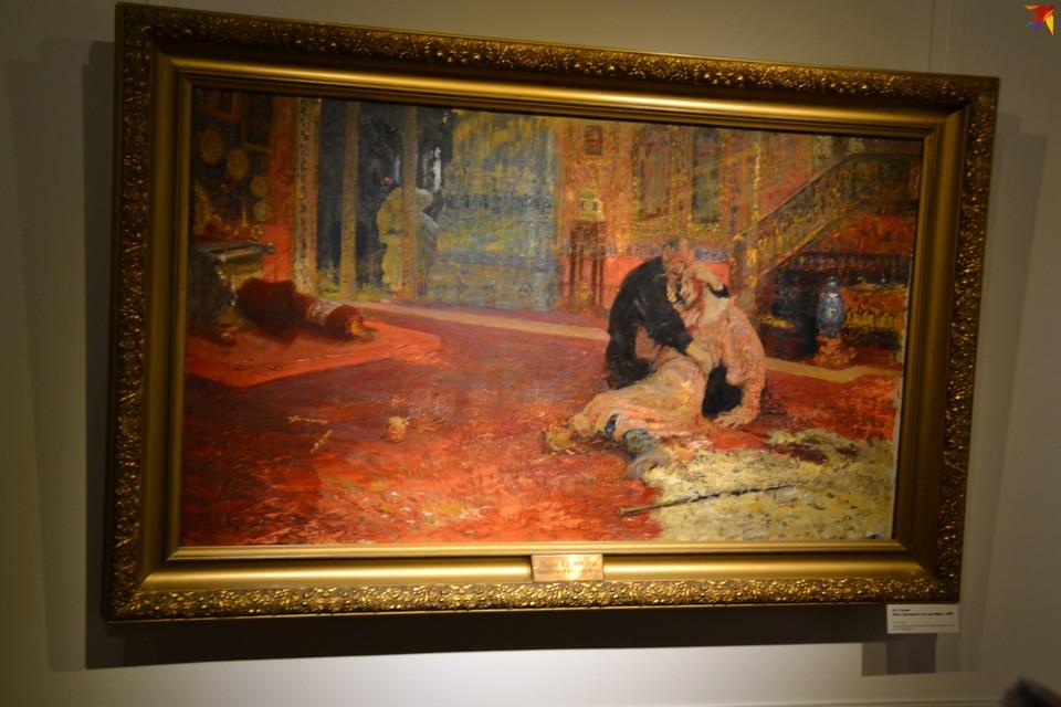 В музее имени Крамского расскажут о шедевре Репина, хранящемся в Воронеже.