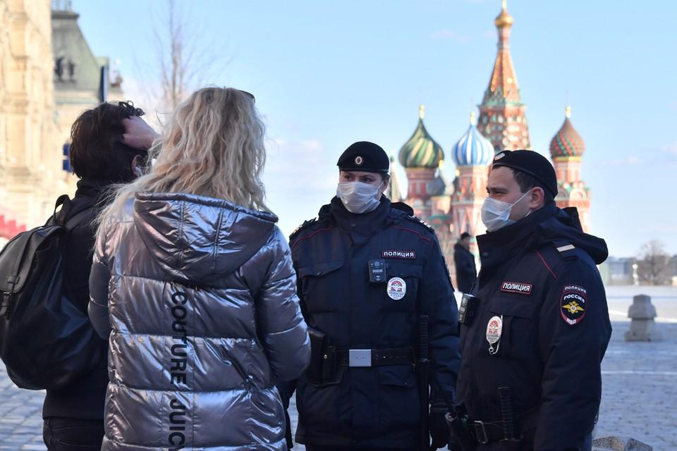 Контроль за режимом цифровых пропусков в Москве будет автоматизирован.