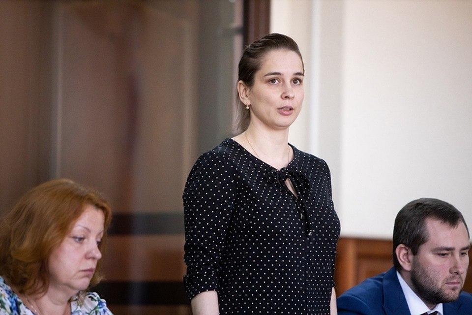 """""""Вину не признаю, убийство не совершала"""", - заявила Элина Сушкевич сразу после задержания."""