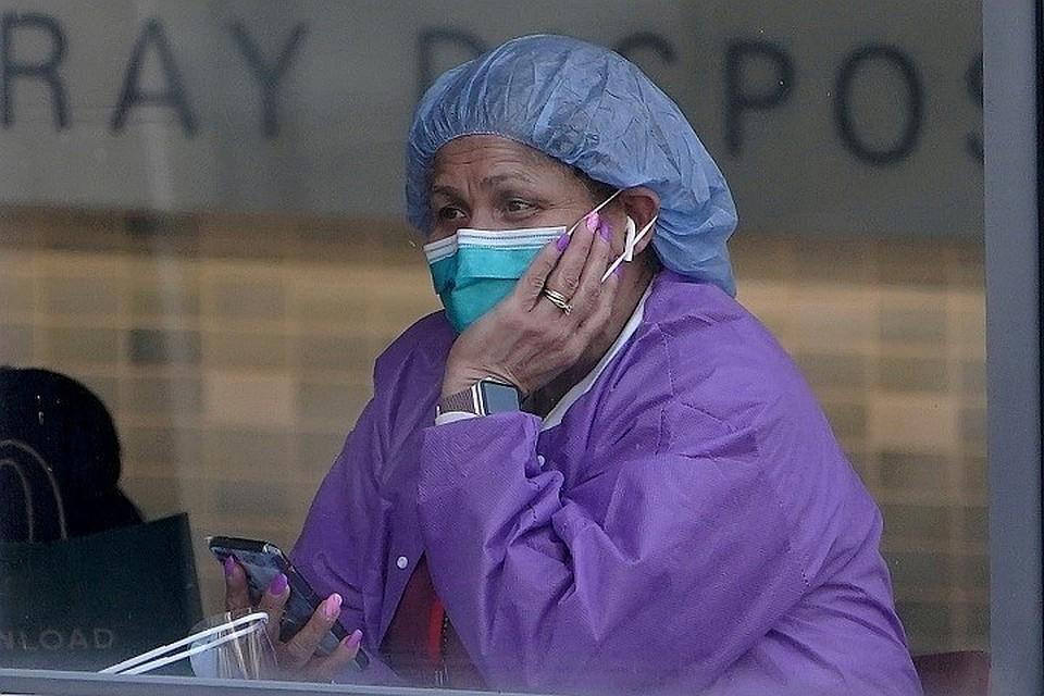 Коронавирус в США, новости на сегодня, 20 апреля, сколько заболевших и умерших