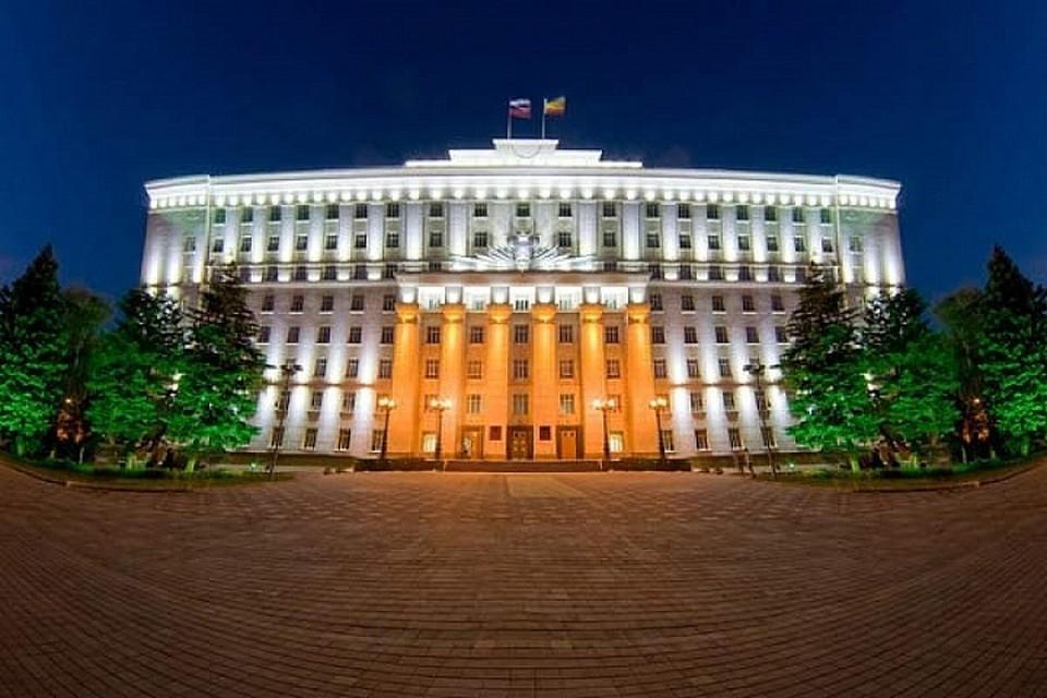 Здание администрации Ростовской области. Фото: правительство Ро