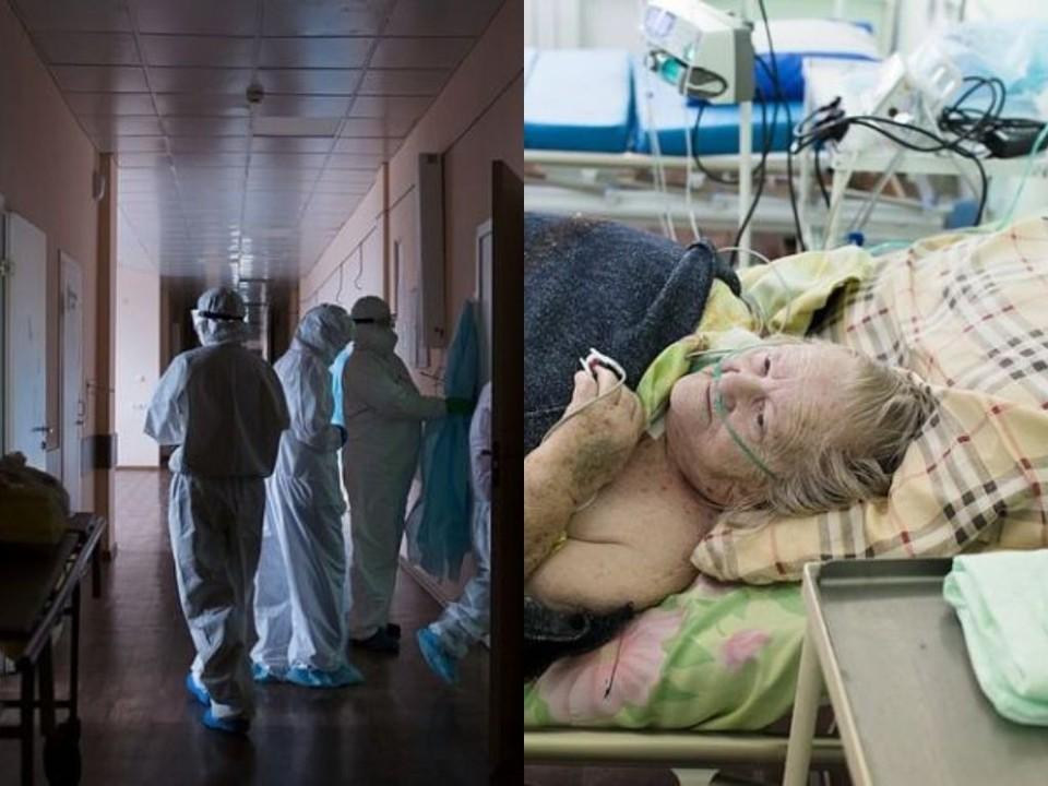 Врачи вытащили с того света 88-летнюю бабушку, заразившуюся коронавирусом