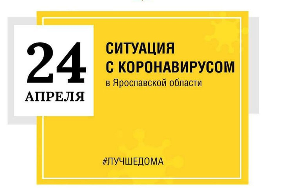 В Ярославской области от коронавируса умер еще один человек