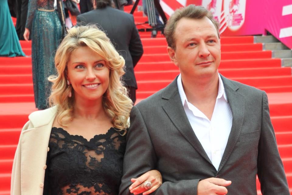 Башаров и Архарова были женаты меньше года.