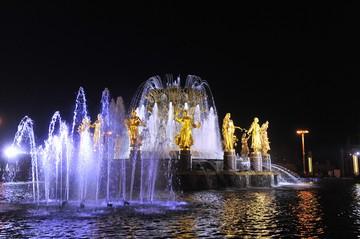Открытие фонтанов в Москве перенесли из-за коронавируса
