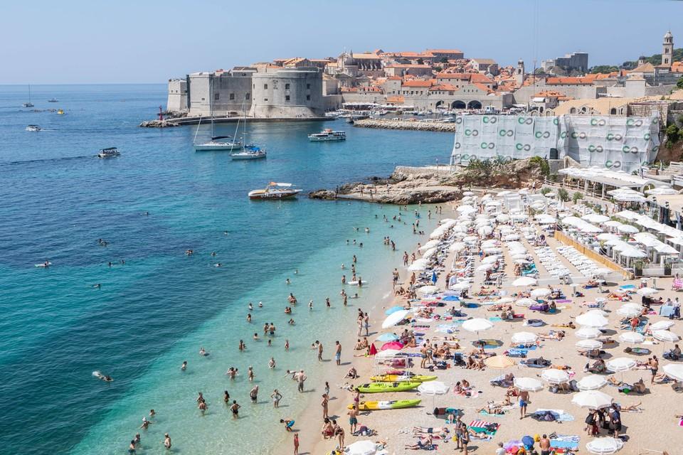 Сначала пляжи Дубровника и Сплита станут доступны гостям из Австрии, Чехии и Германии.