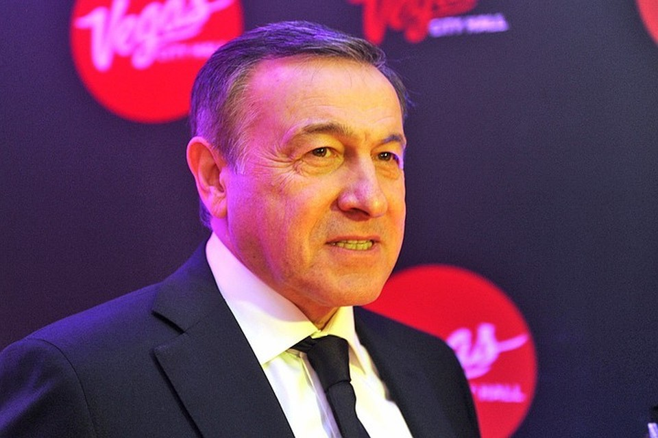 Арас Агаларов.