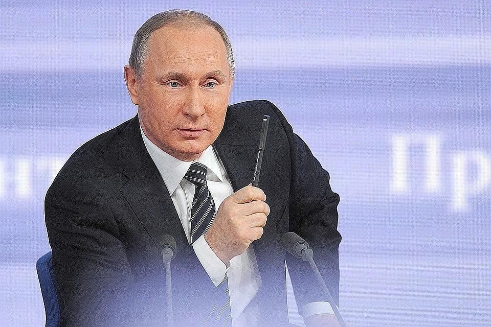 Путин попросил заболевшего коронавирусом Мишустина позвонить ему из больницы