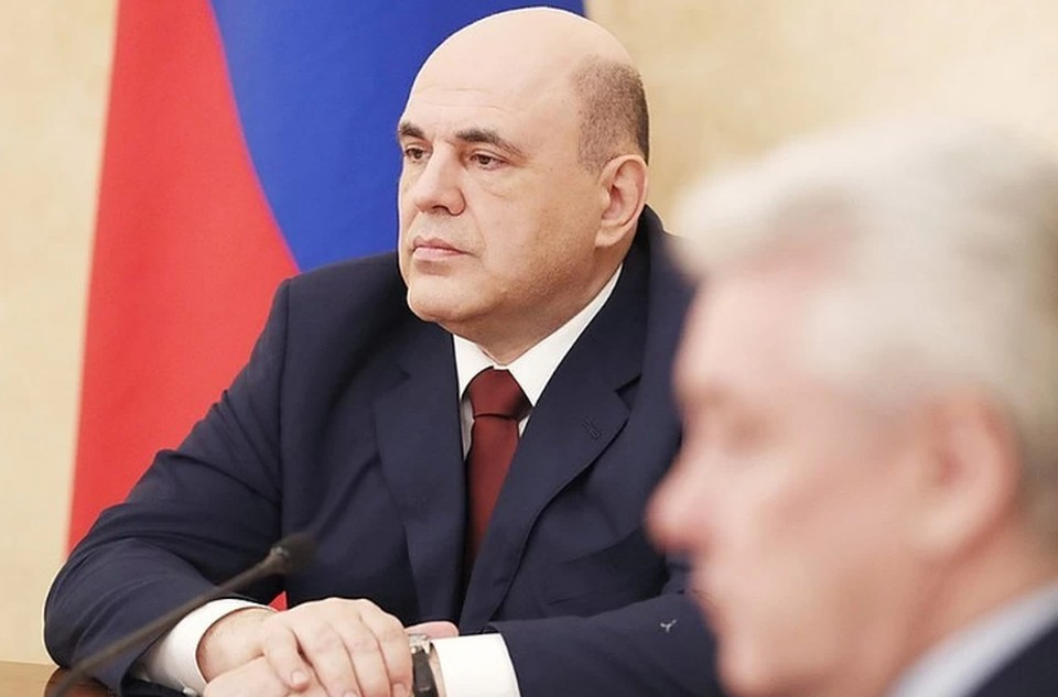 Премьер Михаил Мишустин. Фото: Дмитрий Астахов/ТАСС