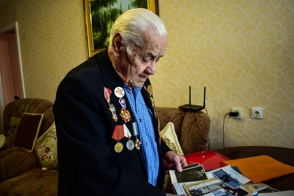 Нури Абибуллаеву сейчас 91 год
